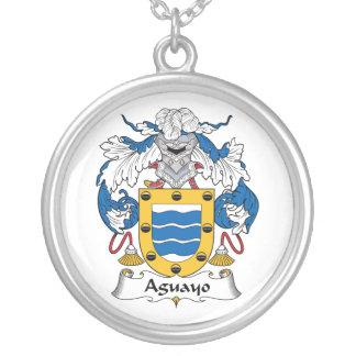 Escudo de la familia de Aguayo Joyerías