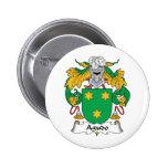 Escudo de la familia de Agudo Pins