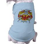 Escudo de la familia de Aguiar Camisas De Perritos