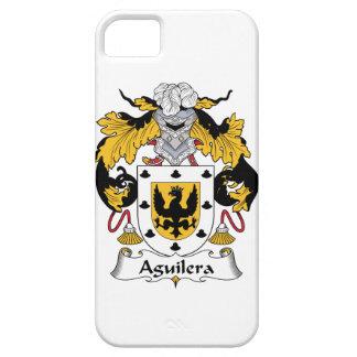 Escudo de la familia de Aguilera iPhone 5 Case-Mate Carcasa