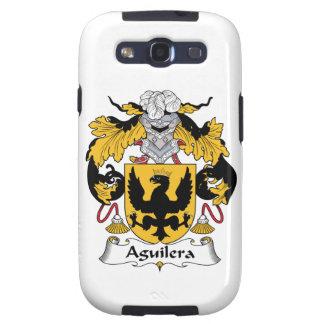 Escudo de la familia de Aguilera Galaxy S3 Cobertura