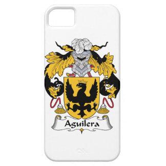 Escudo de la familia de Aguilera iPhone 5 Case-Mate Protector