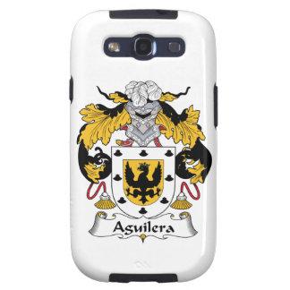 Escudo de la familia de Aguilera Samsung Galaxy SIII Funda