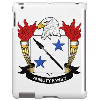 Escudo de la familia de Ahmuty Funda Para iPad
