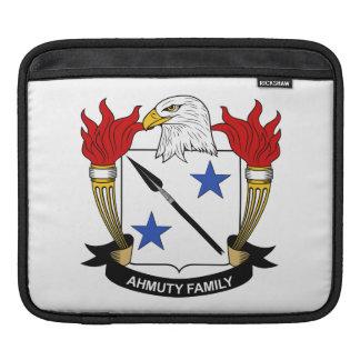 Escudo de la familia de Ahmuty Manga De iPad