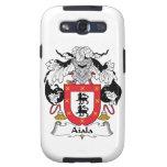 Escudo de la familia de Aiala Galaxy S3 Protector