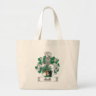 Escudo de la familia de Aiello Bolsa De Mano