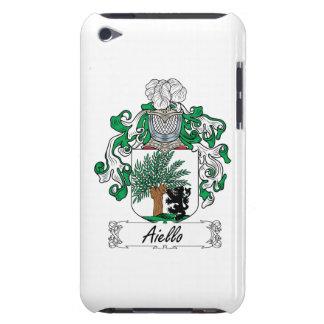 Escudo de la familia de Aiello Case-Mate iPod Touch Carcasa