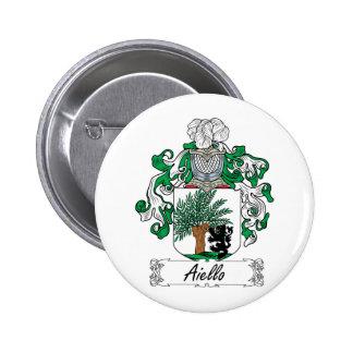 Escudo de la familia de Aiello Pin