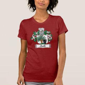 Escudo de la familia de Aiello Camiseta