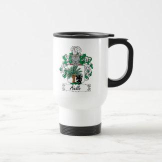 Escudo de la familia de Aiello Taza De Café
