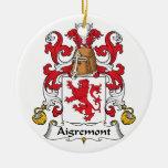 Escudo de la familia de Aigremont Ornamentos De Reyes