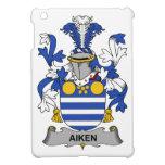 Escudo de la familia de Aiken iPad Mini Carcasa
