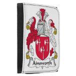 Escudo de la familia de Ainsworth