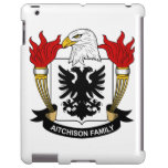 Escudo de la familia de Aitchison