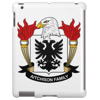 Escudo de la familia de Aitchison Funda Para iPad