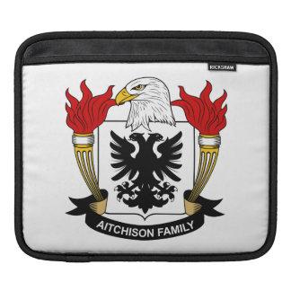 Escudo de la familia de Aitchison Mangas De iPad