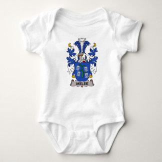 Escudo de la familia de Akeleie Camiseta
