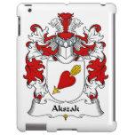 Escudo de la familia de Akszak
