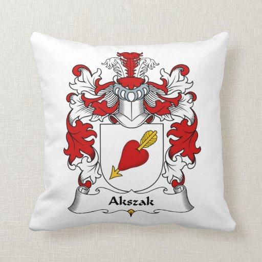 Escudo de la familia de Akszak Almohada