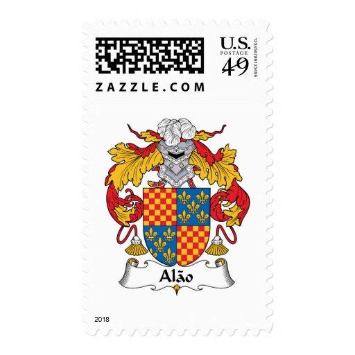 Escudo de la familia de Alao Franqueo