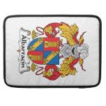 Escudo de la familia de Albarracin Funda Macbook Pro