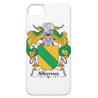 Escudo de la familia de Albernoz iPhone 5 Cobertura