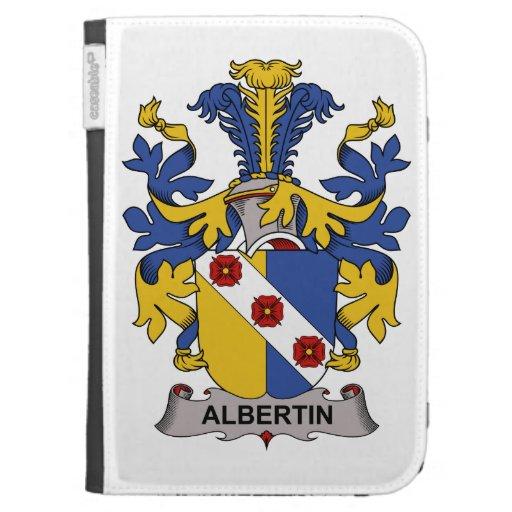 Escudo de la familia de Albertin