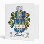 Escudo de la familia de Albertini