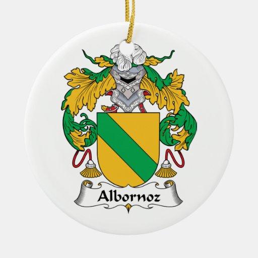 Escudo de la familia de Albornoz Ornamentos De Reyes Magos
