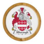 Escudo de la familia de Alborough