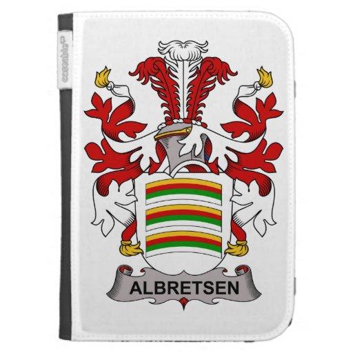 Escudo de la familia de Albretsen