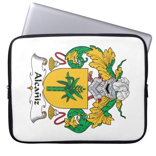 Escudo de la familia de Alcaniz Manga Computadora
