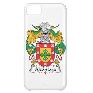 Escudo de la familia de Alcantara Funda Para iPhone 5C