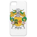 Escudo de la familia de Alcaraz iPhone 5 Case-Mate Cárcasas