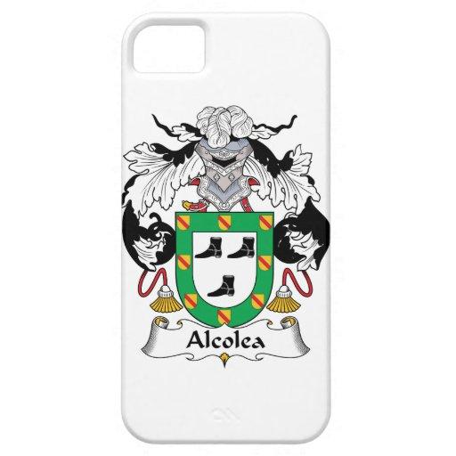 Escudo de la familia de Alcolea Funda Para iPhone 5 Barely There