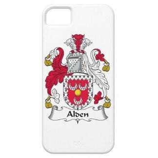Escudo de la familia de Alden iPhone 5 Case-Mate Cárcasa