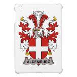 Escudo de la familia de Aldenburg iPad Mini Protectores