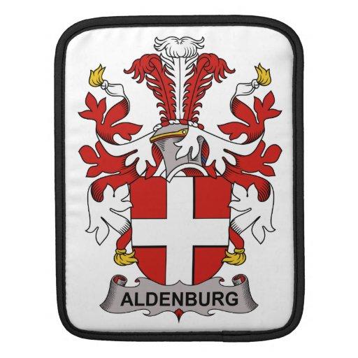 Escudo de la familia de Aldenburg Manga De iPad