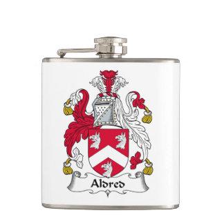 Escudo de la familia de Aldred