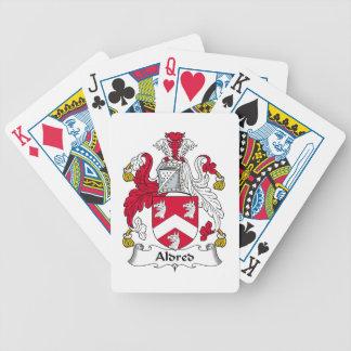 Escudo de la familia de Aldred Barajas