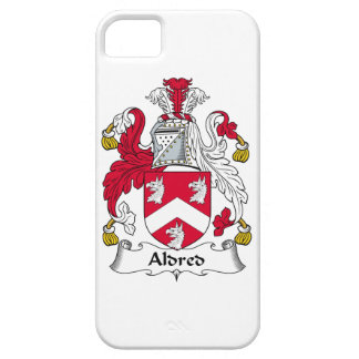 Escudo de la familia de Aldred iPhone 5 Case-Mate Cárcasa