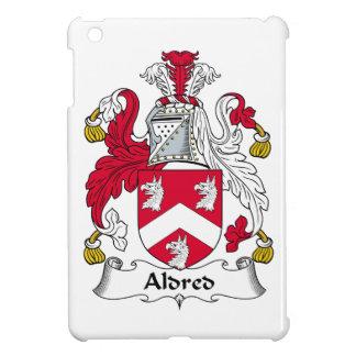 Escudo de la familia de Aldred iPad Mini Protectores