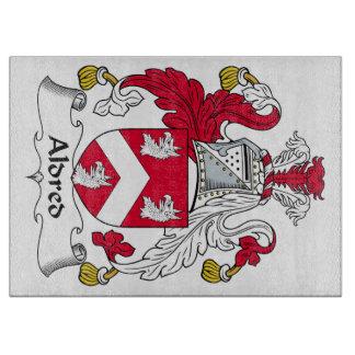 Escudo de la familia de Aldred Tablas De Cortar