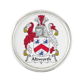 Escudo de la familia de Aldworth Insignia
