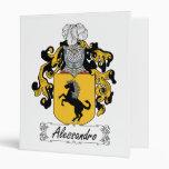 Escudo de la familia de Alessandro