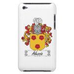 Escudo de la familia de Alessio Barely There iPod Coberturas