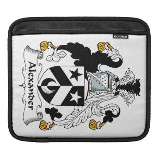 Escudo de la familia de Alexander Funda Para iPads