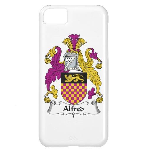 Escudo de la familia de Alfred