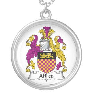 Escudo de la familia de Alfred Grimpolas Personalizadas